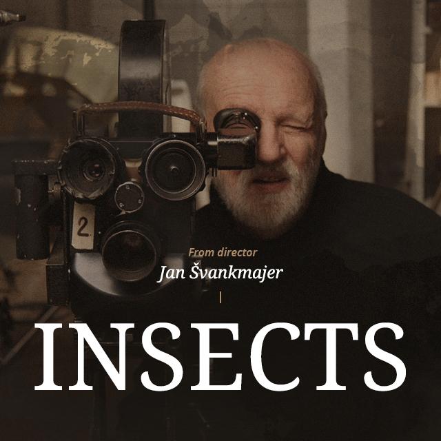 Poslední film Jana Švankmajera: Hmyz